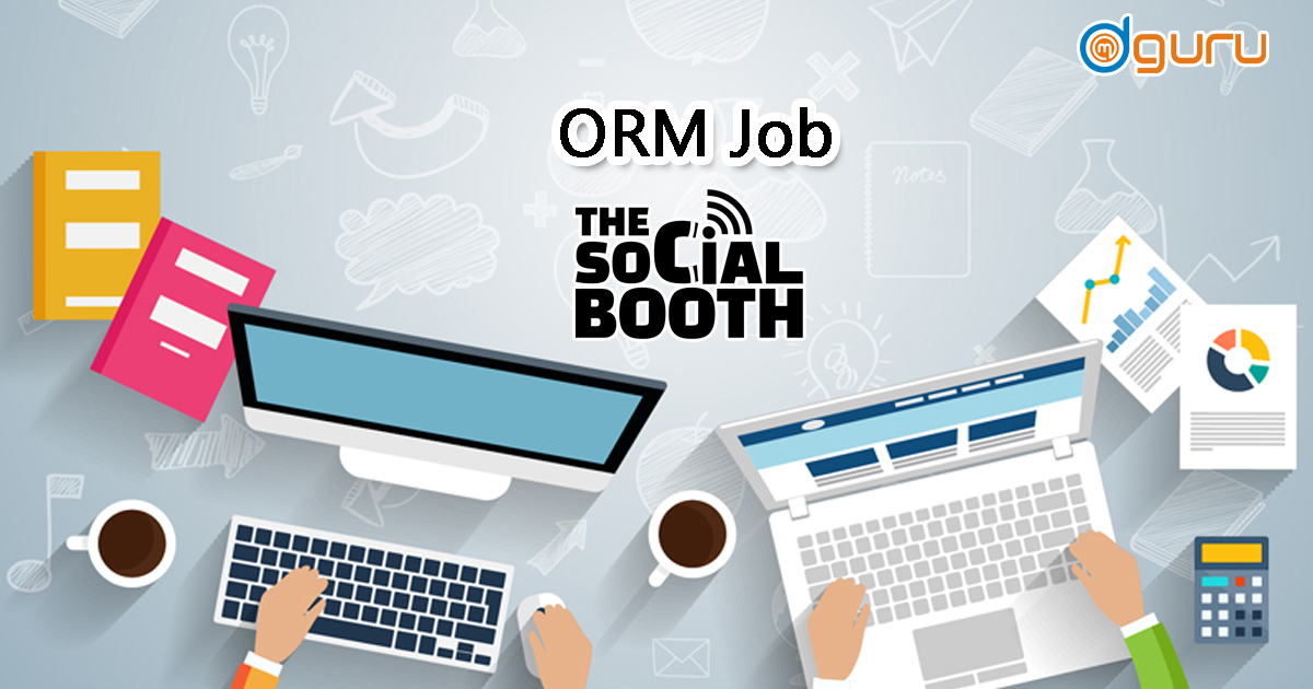 ORM Job at The Social Booth Delhi Airport India