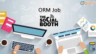 ORM JOB at The Social Booth