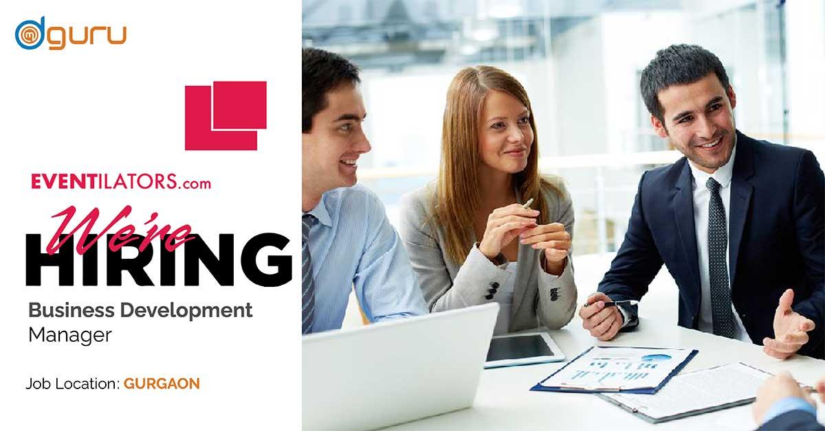Business Development Manager at Eventilators