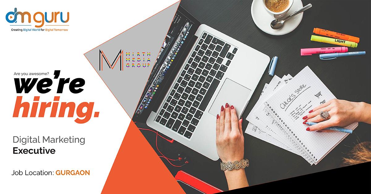 Digital Marketing Job at Mirth Media Group