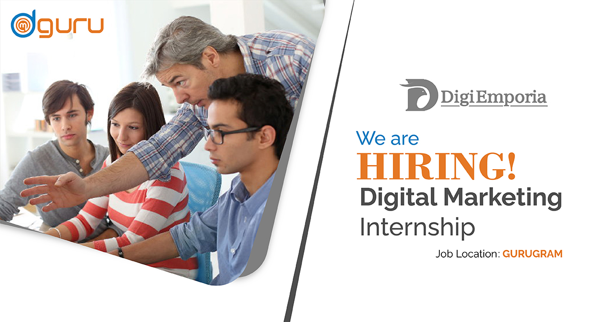 Digital Marketing Internship at DigiEmporia