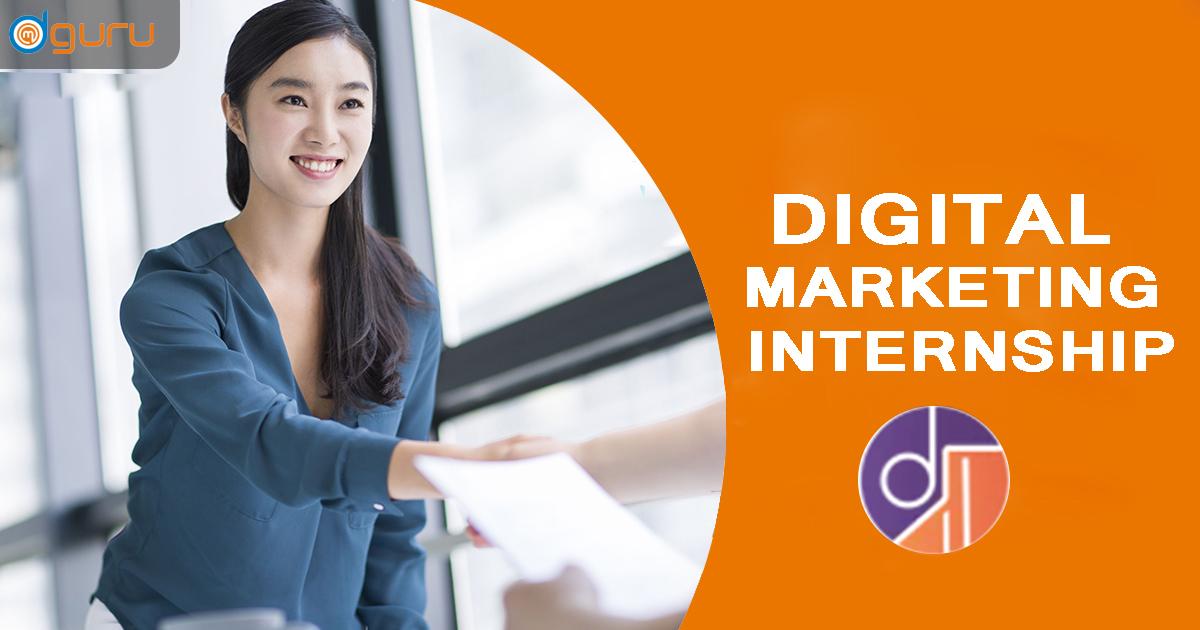 Digital Marketing Internship at Digital Grahak