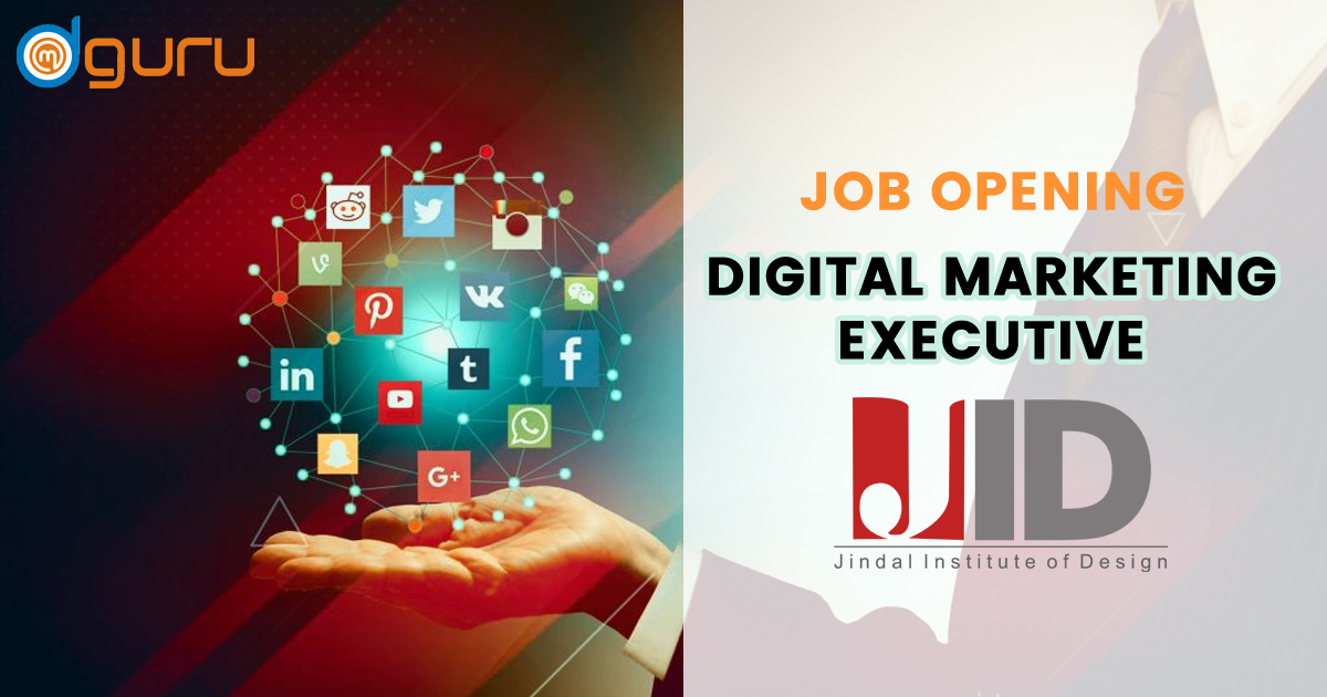Digital Marekting Vacancy at JidIndia Delhi