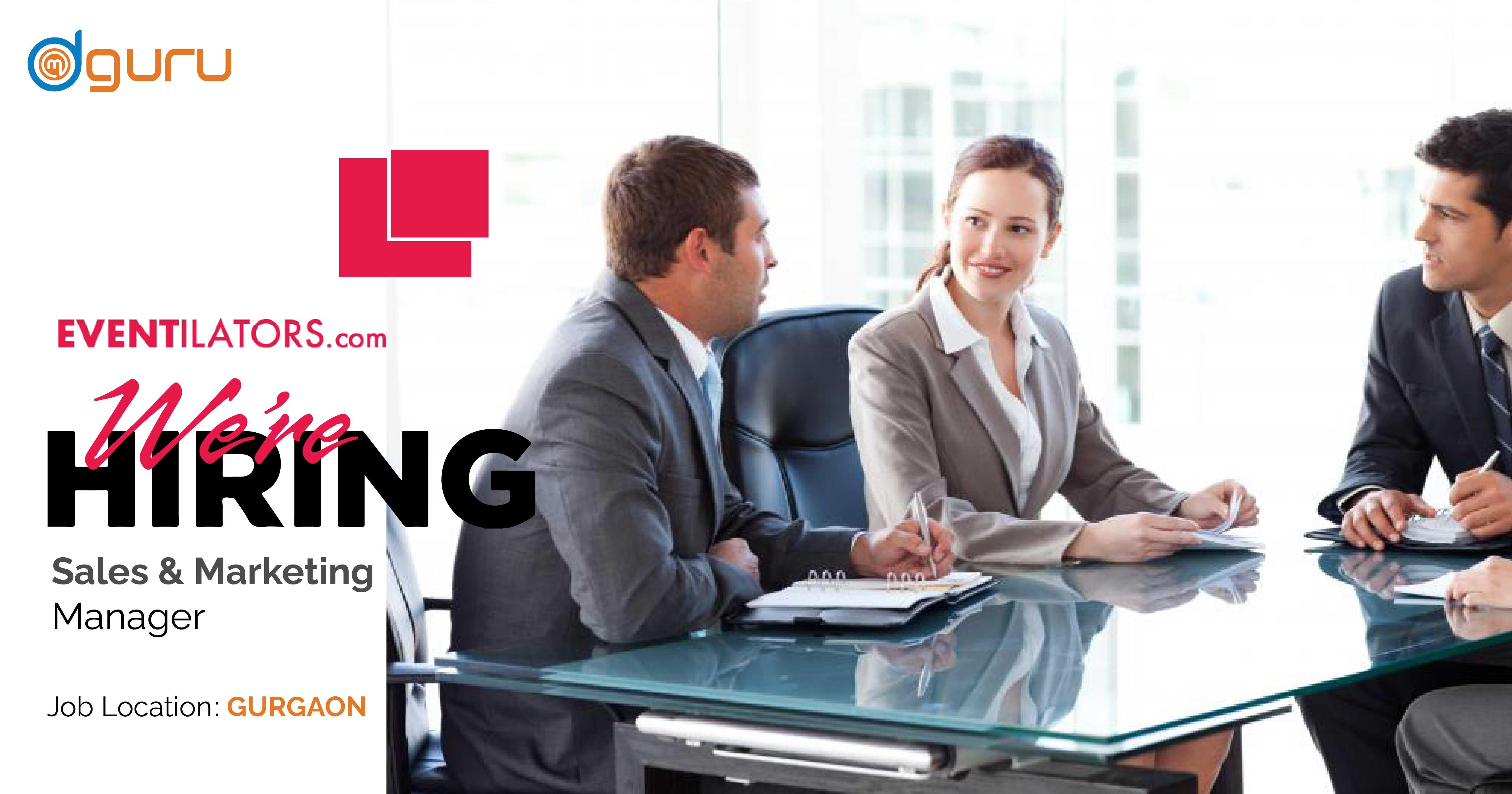 Sales & Marketing Manager at Eventilators